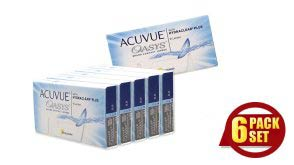 Acuvue Oasys special package 6box