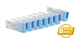 1 Day Acuvue Moist Special Package 8 Box